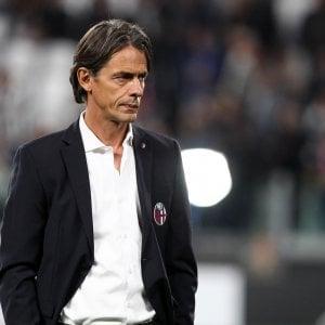 """Bologna, Inzaghi: """"Rammarico per gli episodi, ora testa alla Spal"""""""