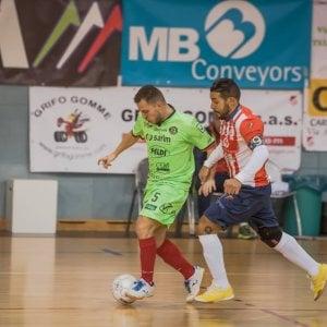 Calcio a 5, Serie A: l'Arzignano crolla in casa contro il Maritime