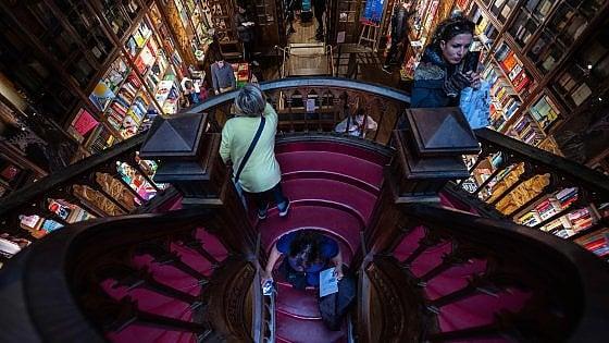 Lello, la libreria di Porto che si è salvata con l'aiuto di Harry Potter
