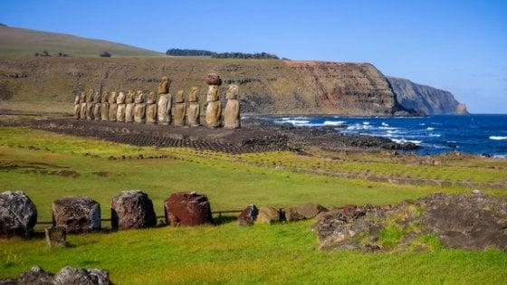 Il mistero dell'Isola di Pasqua: