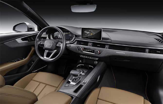 Audi A4, arriva un cuore nuovo