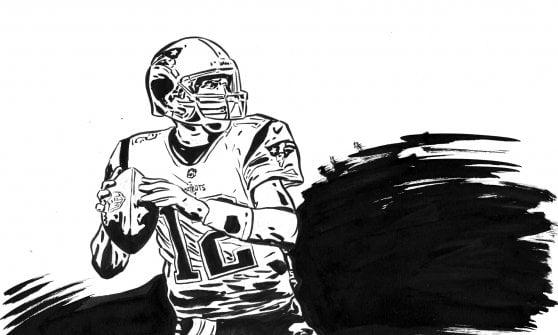 Nfl, avanti le più forti: Saints, Chiefs, Patriots, Rams