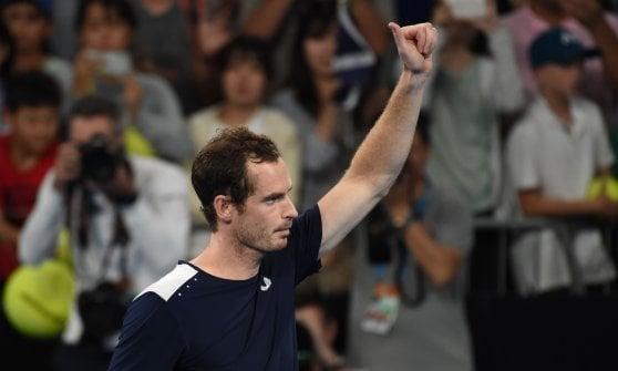 Tennis, Australian Open: avanti Seppi, Fabbiano e Travaglia. Ok Federer e Nadal, Murray fuori