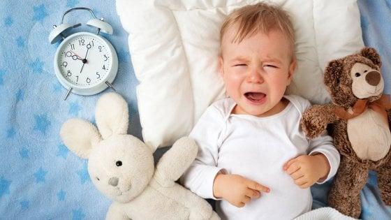 Mal di pancia nei bambini, un possibile aiuto dai probiotici