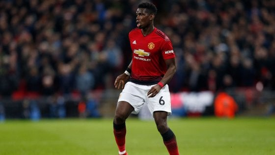 "Manchester United, Pogba punzecchia Mourinho: ""Adesso mi diverto"""