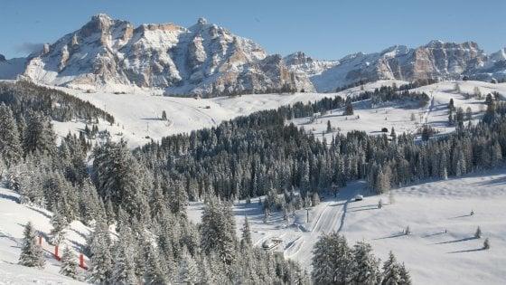 Val Badia. Le Dolomiti slow della neve perfetta