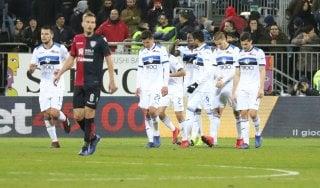 Coppa Italia, Cagliari-Atalanta 0-2: Zapata e Pasalic regalano ai bergamaschi la sfida alla Juve