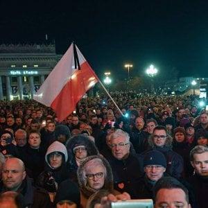 Polonia: veglie di preghiera per il sindaco ucciso a Danzica