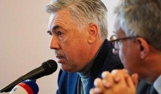 """Razzismo, Ancelotti prosegue la crociata: """"Non se ne può più, sempre più insulti"""""""
