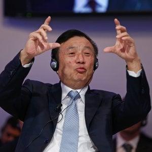 """Tensione sull'asse Ottawa-Pechino. Il fondatore di Huawei: """"Mai spiato per conto del Partito comunista"""""""