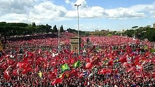 Sergio Cofferati: per fare una sinistra ce ne vogliono due