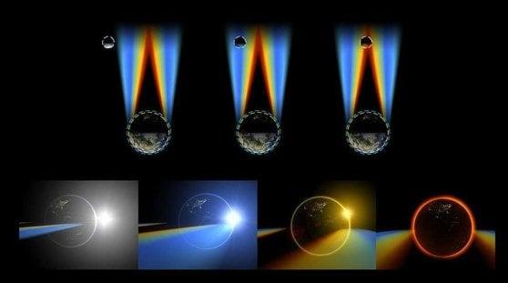 Una super Luna rossa il 21 gennaio: l'eclissi totale all'alba