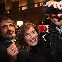 Cena Salvini-renziani: magistrati, politici e tanti vip alla tavola dei garantisti