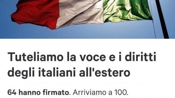 """Riforma anticasta, la protesta degli intellettuali all'estero: """"Violato diritto di cittadinanza"""""""