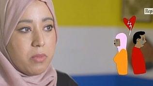 """Zaynab cucina la Baklava: """"Nata e cresciuta in Italia, sono tornata col barcone con l'uomo che amo"""""""
