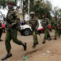 """Il presidente del Kenya parla alla nazione dopo l'attentato: """"Uccisi tutti i terroristi al..."""