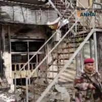 Attentato dell'Isis a Manbij, in Siria: soldati americani tra le vittime