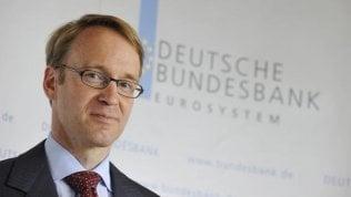 Weidmann sarà il governatore tedesco per altri otto anni