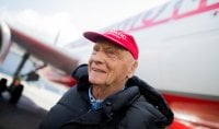 Niki Lauda dimesso dall'ospedale a Vienna