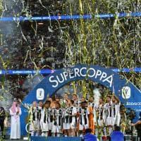 Supercoppa alla Juventus: la festa bianconera