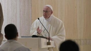 """Il Papa: """"Le migrazioni arricchiscono le nostre comunità. Anche Gesù fu profugo"""""""