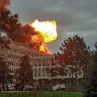 Francia: esplosione all'università di Lione in zona lavori in corso