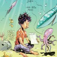La storia del piccolo migrante senza nome annegato con una pagella scolastica cucita...