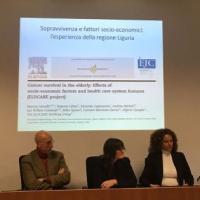 Liguria, in aumento le diagnosi di tumore nelle donne