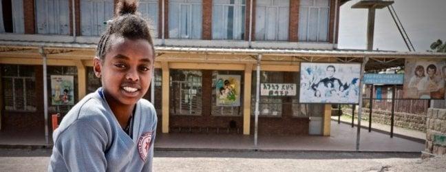 Addis Abeba, il soffio della speranza per i bambini di strada che parte dalla discarica