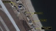 Hotel da 30 piani, casinò e acquapark: satellite svela il megaresort marino di Kim foto