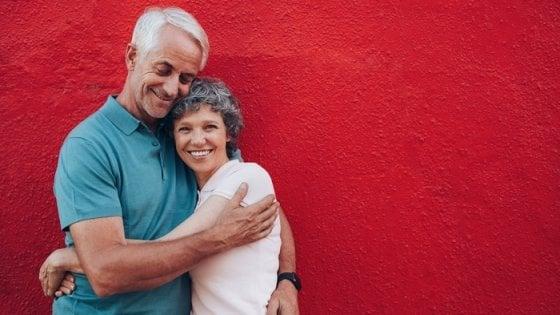 Dopo i 50 anni, chi è soddisfatto della propria vita è anche più in salute