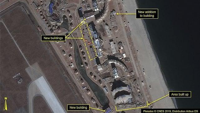 Corea Nord: satellite svela il resort di Kim