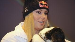 La regina torna sulle piste. Lindsey Vonn a Cortina per la caccia al record di Stenmark