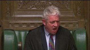 """Ordeeer!"": così lo speaker lottaper tenere a bada i parlamentari"