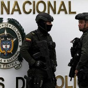 Colombia, attentato alla scuola di polizia: 21 morti