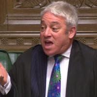 """Brexit, lo speaker Bercow e il suo """"Ordeer"""": humor inglese nel caos politico"""
