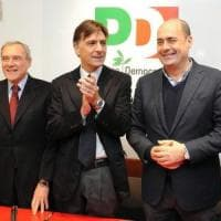 Congresso Pd,  nel nome di don Sturzo i  cattolici dem scelgono Zingaretti