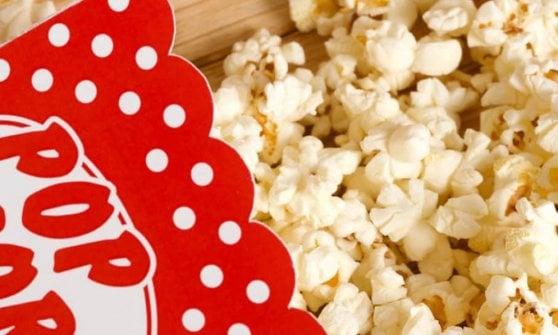 Quando un pop tira l'altro: arriva l'irresistibile Giornata del Popcorn