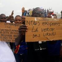 Congo, sospetti di truffa elettorale: l'Unione africana chiede la sospensione della...