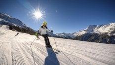 Lombardia, a sciare senza auto con i treni della neve