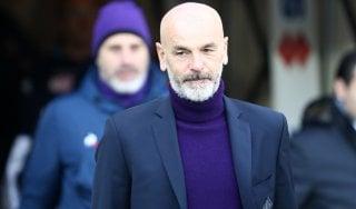 Fiorentina, Pioli: ''Con la Samp importante per classifica e futuro, voglio un girone di ritorno super''