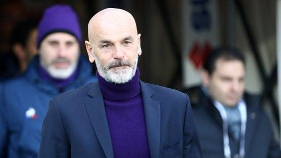Fiorentina, Pioli sfida la Samp: