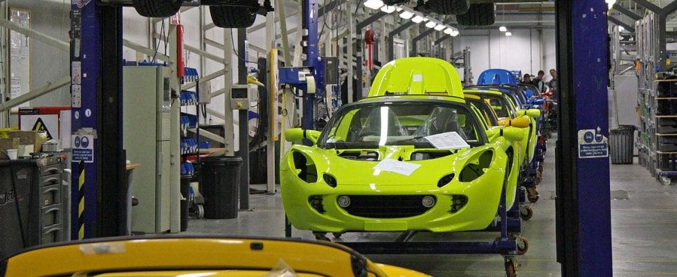 Lotus, si chiude un'era: sarà prodotta in Cina