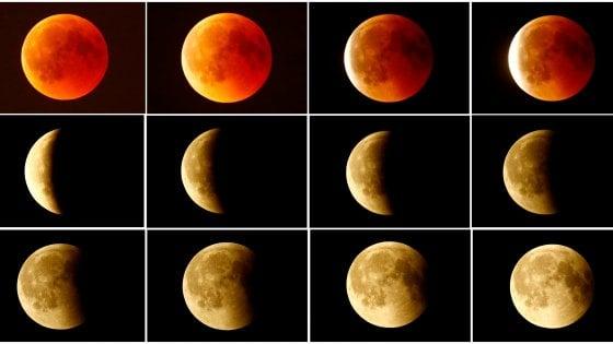 """""""La luna rossa un segnale di Dio"""", tra scienza e superstizione ecco perché i catastrofisti hanno torto"""