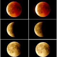 """""""La luna rossa un segnale di Dio"""", tra scienza e superstizione ecco perché i cat..."""