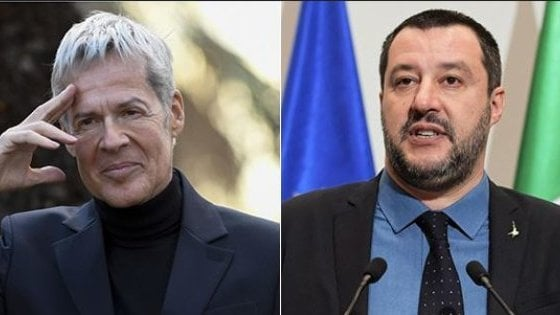 Sanremo, polemica Salvini-Baglioni: pace fatta con una telefonata