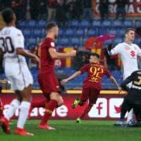 Roma-Torino 3-2: Zaniolo apre, El Shaarawy chiude. Giallorossi al quarto