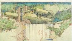 Disegnare l'architettura: la storia delle idee che prendono forma