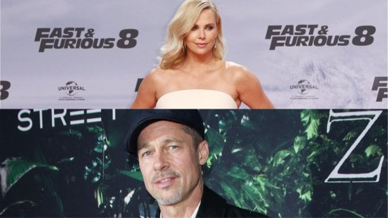 Brad Pitt e Charlize Theron, nuova coppia glamour di Hollywood