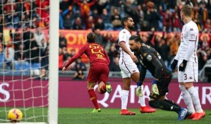 La Roma riparte con il brivido  Zaniolo show e 3-2 al Torino